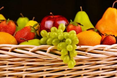 適地で育ったフルーツを使用