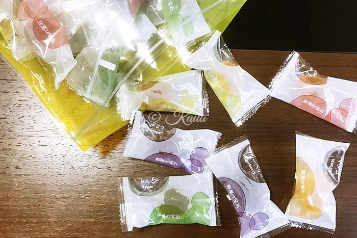 彩果の宝石フルーツコレクションの感想「甘党に響く味」